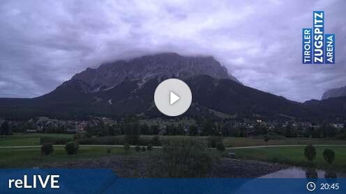 Tiroler Zugspitz Arena - Tiroler Zugspitze Golf-Anlage