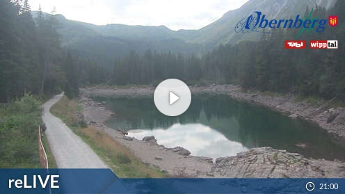 Webcam Obernberg am Brenner - Obernberger See