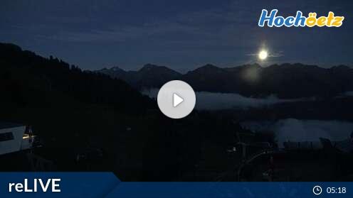 Livecam für Bergbahnen Oetz