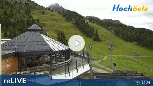 Webkamera Ötztal - Sölden