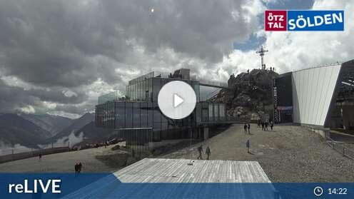 Webcam Gaislachkoglbahn 3.058 m