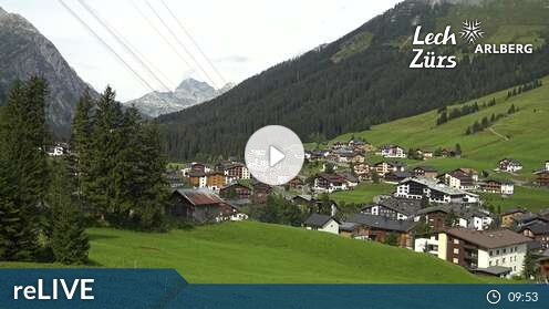 Webcam Lech - Flühenlift - 1.480 m