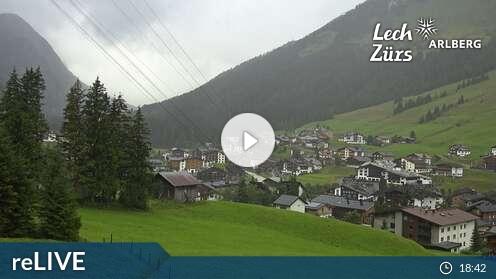 WetterCam für Lech - Zürs am Arlberg
