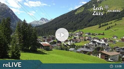 Livecam für Lech - Zürs am Arlberg
