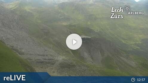 Lech Zürs - Trittkopf Bergstation