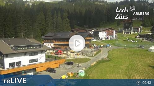 Webcam Oberlech - 1.660 m