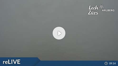 Webkamera Arlberg - St. Anton, Lech, Zürs