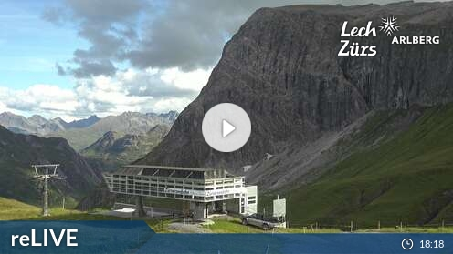 Webcam Zürs - Seekopf - 2.210 m