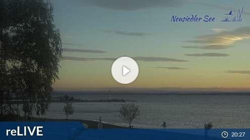 Livecam für Neusiedler See