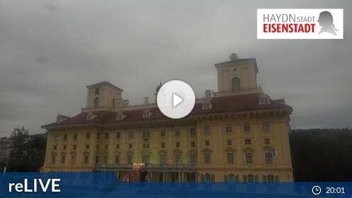 Webcam Eisenstadt - Schloss Esterhazy