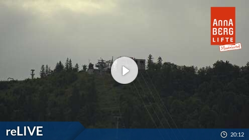 Live Webcam Annaberg - Lungötz Salzburger Land Österreich