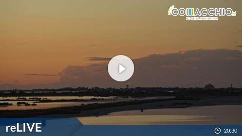 Webcam Valli e Saline di Comacchio Comacchio