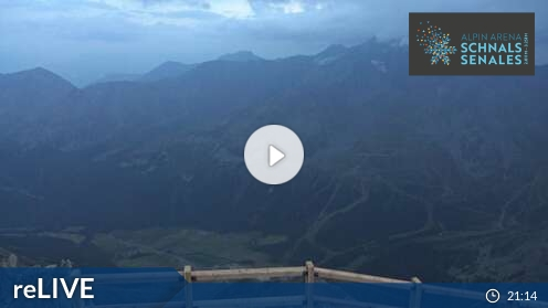 Webcam Schnalstaler Gletscherbahn
