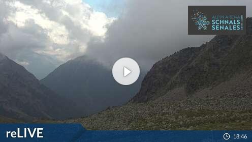 Webcam Lazaun Bergstation