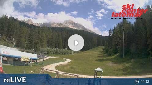 Latemar - Oberholz Bergstation