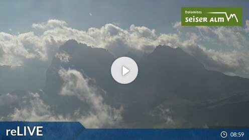 Webcam Puflatsch Bergstation