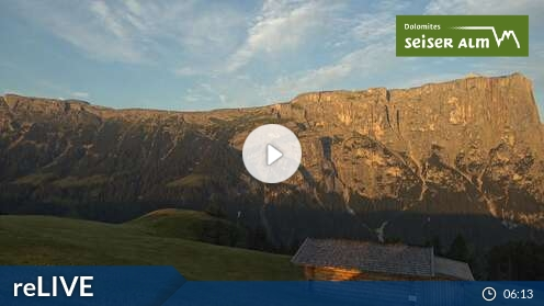 Webkamera Val Gardena / Gröden