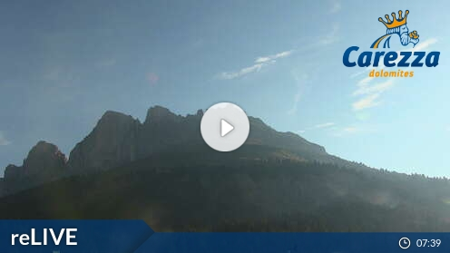 Webcam <br><span>Carezza Ski - Live Cam Pra di Tori </span>
