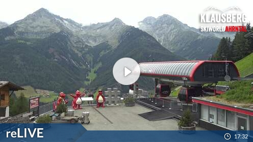 Webcam Bergstation Kabinenbahn Klausberg