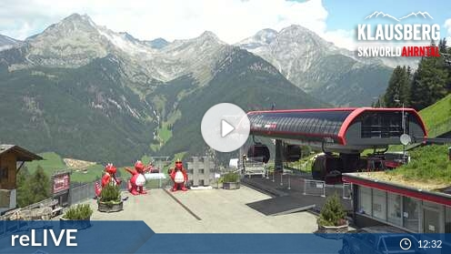 Live Webcam St. Johann im Ahrntal Südtirol Italy