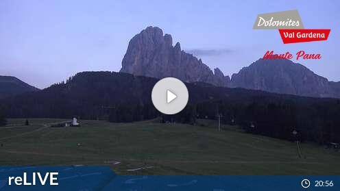 Webcam St. Christina - Monte Pana