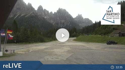 Webcam Punta Ces