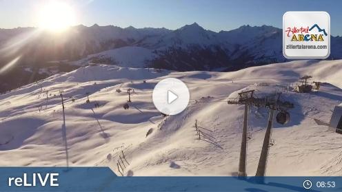 Webcam Wald im Pinzgau - Königsleiten - FlyingCam