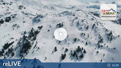 Webcam Zell am Ziller - FlyingCam