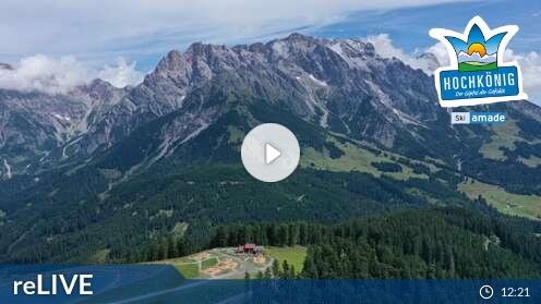 Webcam Hochkönig - FlyingCam