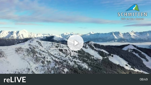 Zell am See-Kaprun - Flying Cam