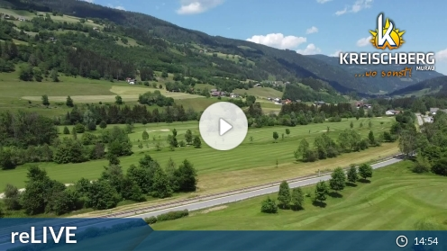 Webcam Kreischberg-Murau - FlyingCam