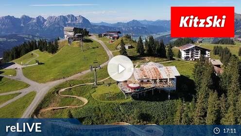 Kitzbühel - FlyingCam