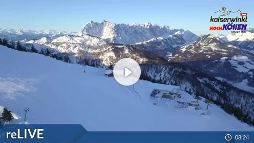 Webcam Kössen/FlyingCam