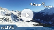 Webcam St. Anton am Arlberg - Flying Cam