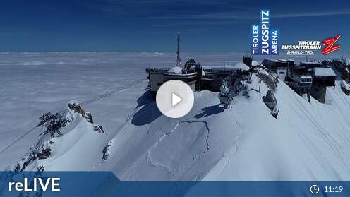 Webcam Ehrwald - Zugspitze - FlyingCam