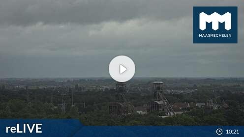 Webcam St. Barbarakirche Maasmechelen